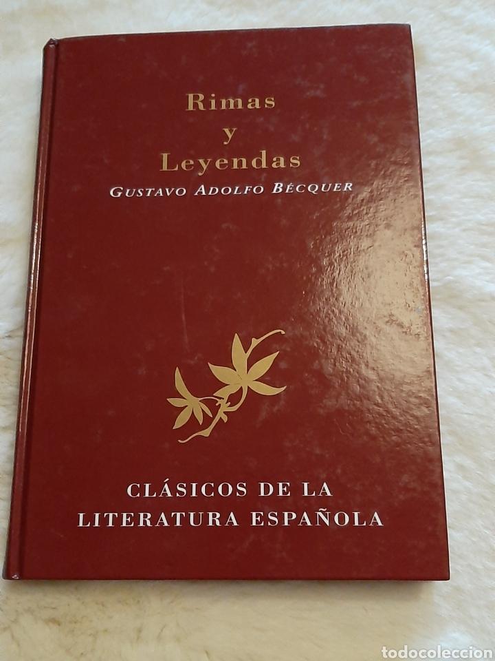 Libros: Libros Clásicos la literatura española compuesta por 5 tomos ediciones Rueda prácticamente nuevos. - Foto 2 - 192715863