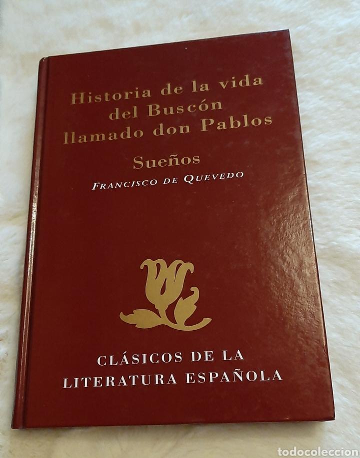 Libros: Libros Clásicos la literatura española compuesta por 5 tomos ediciones Rueda prácticamente nuevos. - Foto 4 - 192715863