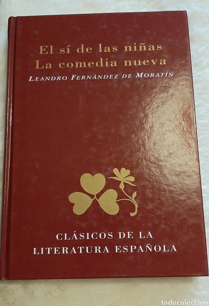 Libros: Libros Clásicos la literatura española compuesta por 5 tomos ediciones Rueda prácticamente nuevos. - Foto 6 - 192715863