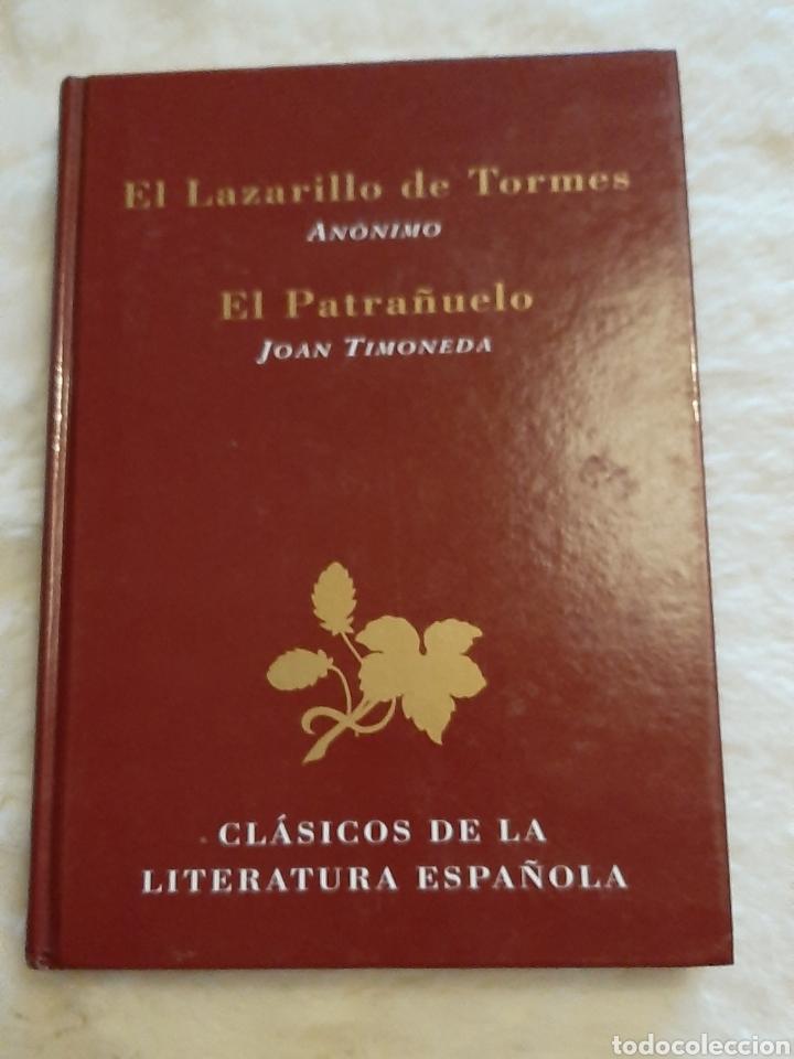 Libros: Libros Clásicos la literatura española compuesta por 5 tomos ediciones Rueda prácticamente nuevos. - Foto 7 - 192715863