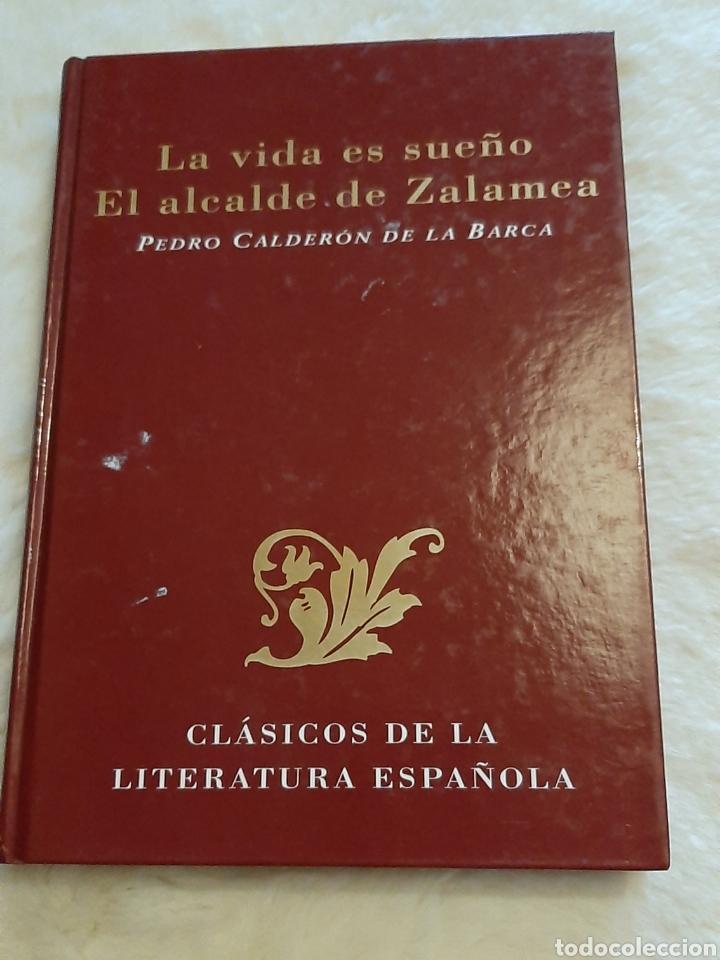 LIBROS CLÁSICOS LA LITERATURA ESPAÑOLA COMPUESTA POR 5 TOMOS EDICIONES RUEDA PRÁCTICAMENTE NUEVOS. (Libros Nuevos - Literatura - Biografías)