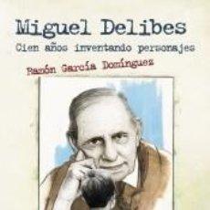 Livros: MIGUEL DELIBES. Lote 193799938
