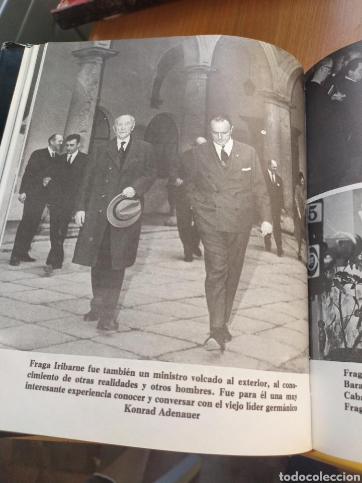 Libros: Fraga iribarne retrato en tres tiempos - Foto 3 - 194491102