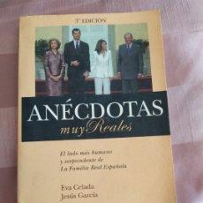 Libros: ANEDOTAS MUY REALES. Lote 194494048