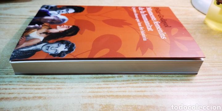 Libros: Moments femenins de la humanitat - Quinze dones que han fet història - Foto 4 - 204698447