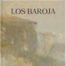 Libros: LOS BAROJA : MEMORIAS FAMILIARES. Lote 204770556
