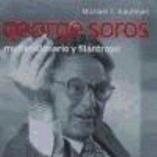 Libros: GEORGE SOROS. Lote 205109441