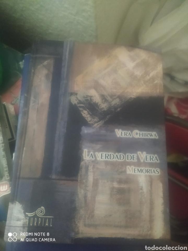 LIBRO TAPA DURA LA VERDAD DE VERA MEMORIAS (Libros Nuevos - Literatura - Biografías)