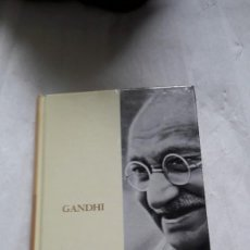 Libros: GANDHI. STANLEY WOLPERT. Lote 206570592