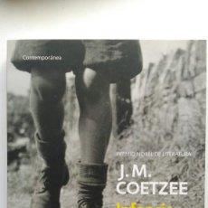 Libros: J.M.COETZEE. INFANCIA. ED.DEBOLSILLO.. Lote 207251078