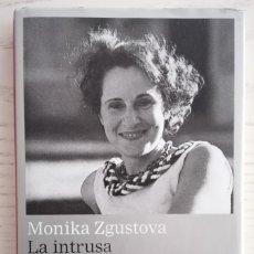 Libros: LA INTRUSA. RETRAT ÍNTIM DE GALA DALÍ - MONIKA ZGUSTOVA - GALÀXIA GUTENBERG - 2018. Lote 207407651