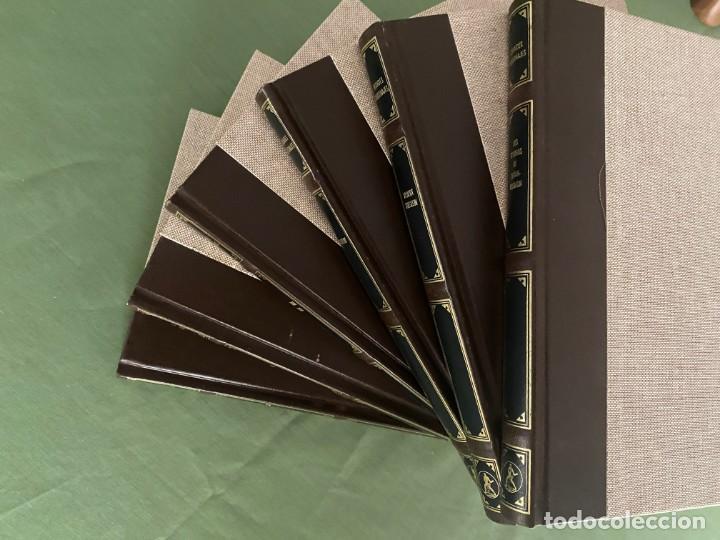 Libros: GRANDES PERSONAJES - LABOR 6 TOMOS NUEVOS CARTONÉ Y PIEL -ED. BUENA LECTURA Y MAGNIFICA DECORACIÓN! - Foto 3 - 207695565