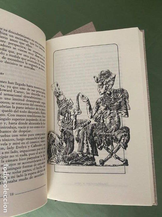 Libros: GRANDES PERSONAJES - LABOR 6 TOMOS NUEVOS CARTONÉ Y PIEL -ED. BUENA LECTURA Y MAGNIFICA DECORACIÓN! - Foto 4 - 207695565
