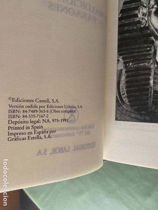 Libros: GRANDES PERSONAJES - LABOR 6 TOMOS NUEVOS CARTONÉ Y PIEL -ED. BUENA LECTURA Y MAGNIFICA DECORACIÓN! - Foto 7 - 207695565