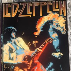 Libros: LED ZEPPELIN: BREAKING AND MAKING RECORDS. Lote 207823638