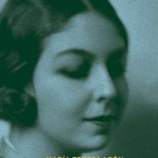 Libros: MEMORIA DE LA MELANCOLÍA. MARÍA TERESA LEÓN. Lote 208757381