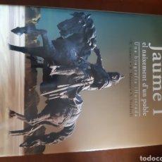 Libros: CHAO MI PRIMER EL NAIXEMENT D'UN POBLE. UNA BIOGRAFÍA ILUSTRADA (VALENCIA). Lote 209961802