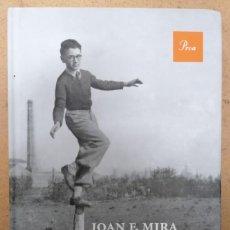 Libros: EL TRAMVIA GROC - JOAN F. MIRA - PROA - TERCERA EDICIÓN - 2014. Lote 209966235