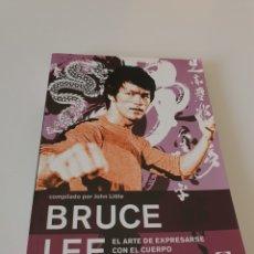 Libros: LIBRO BRUCE LEE. Lote 210423001