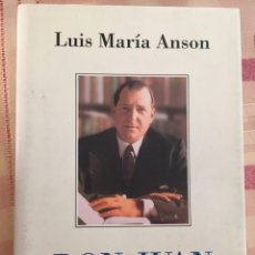 Libros: DON JUAN. Lote 215320901