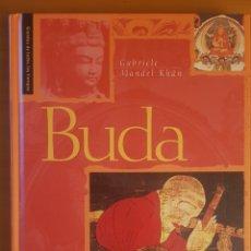Libros: BUDA. EL ILUMINADO. ED. TEMPORA. GRANDES DE TODOS LOS TIEMPOS.. Lote 217296358