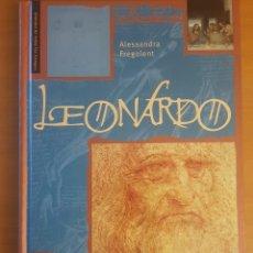 Libros: LEONARDO. EL HOMBRE UNIVERSAL. ED. TEMPORA. GRANDES DE TODOS LOS TIEMPOS.. Lote 217296368