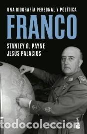 FRANCO (Libros Nuevos - Literatura - Biografías)