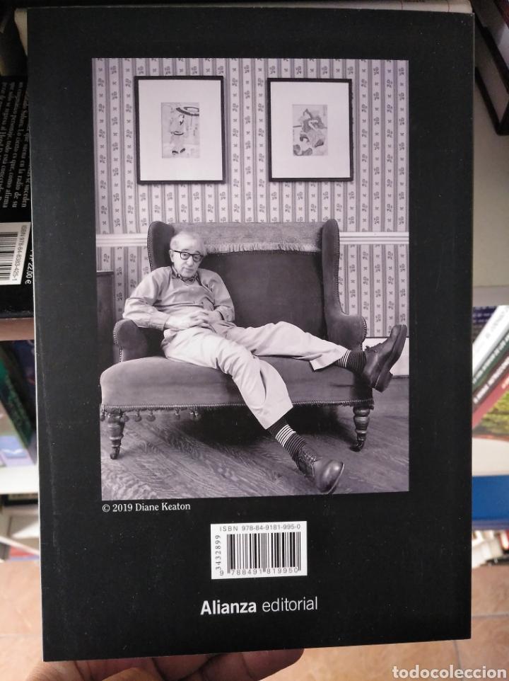 Libros: A propósito de nada. Allen, Woody. Alianza. Nuevo - Foto 3 - 218460428