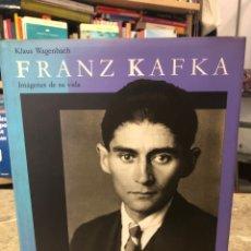 Libros: FRANZ KAFKA. IMÁGENES DE SU VIDA. Lote 218722962