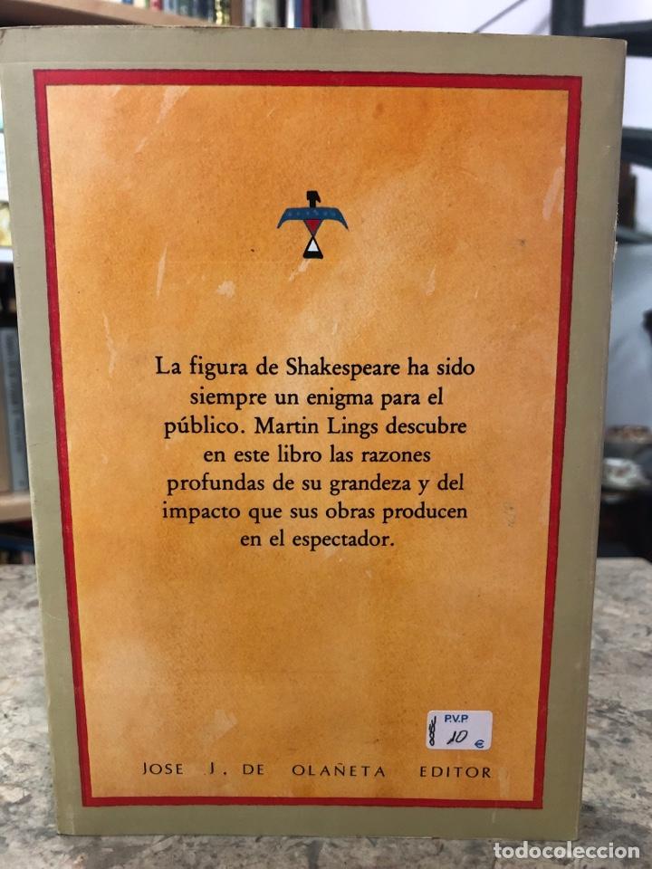 Libros: El secreto de Shakespeare - Foto 2 - 218726453