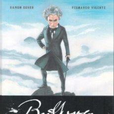 Libros: BEETHOVEN , UN MUSICO SOBRE UN MAR DE NUBES. Lote 218811926