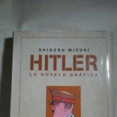 Livres: HITLER. SHIGERU MIZUKI. EDICIONES GLENAT. 2009. Lote 219442571