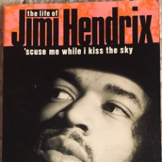 Libros: THE LIFE OF JIMI HENDRIX. Lote 222563892