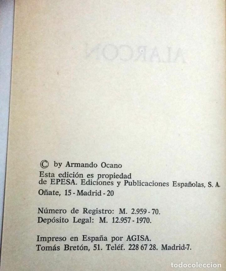 Libros: Pedro Antonio de Alarcón. Armando Ocano - Foto 2 - 225329810