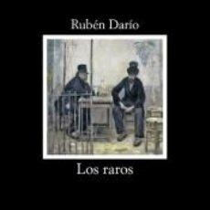 Libros: LOS RAROS. Lote 225373390
