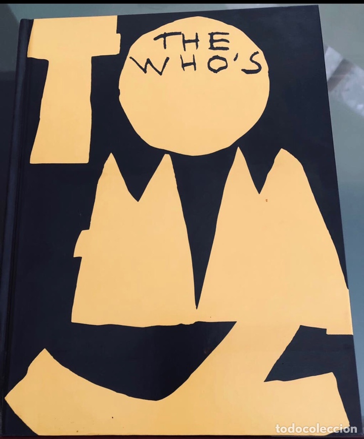Libros: The Who (Tommy) - Foto 1 - 226167195