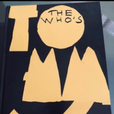 Libros: THE WHO (TOMMY). Lote 226167195
