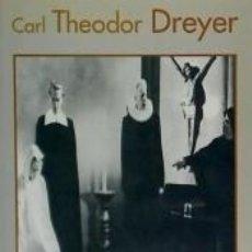 Libros: CARL THEODOR DREYER. Lote 232566748