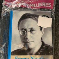 Libros: GRANDES MUJERES - EMMY NOETHER - NUEVO. Lote 236046550