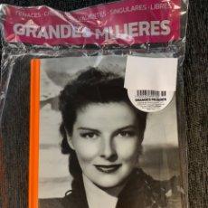 Libros: GRANDES MUJERES KATHARINE HEPBURN - NUEVO. Lote 236046915