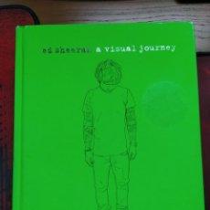 Libros: ED SHEERAN: A VISUAL JOURNEY. TAPA DURA. HOLANDÉS. Lote 236943515