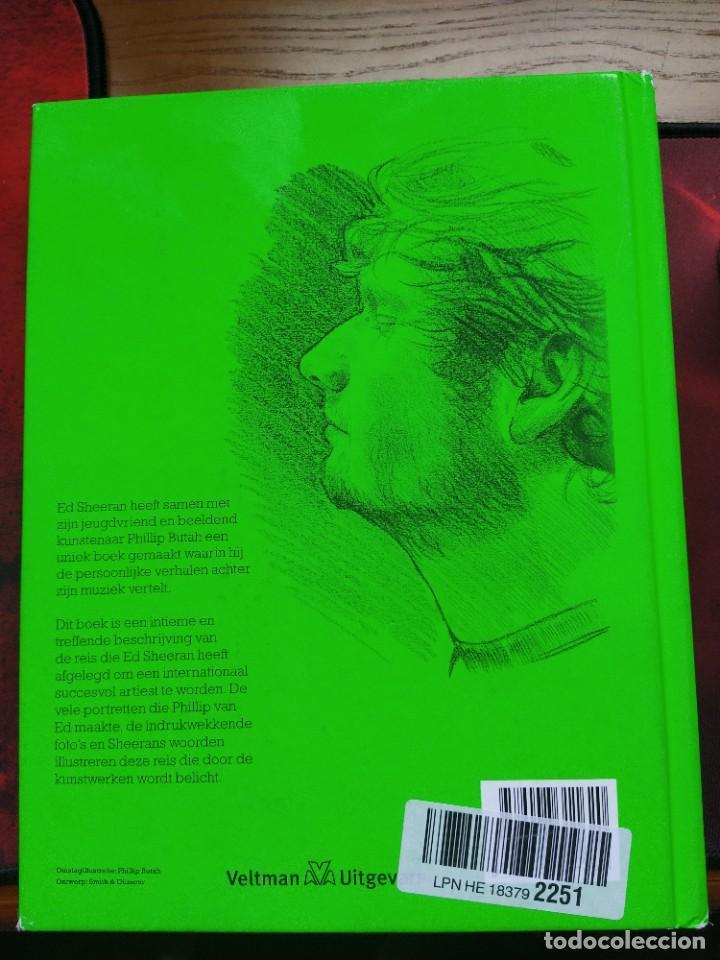 Libros: Ed Sheeran: a visual journey. Tapa dura. Holandés - Foto 2 - 236943515