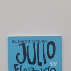 Libros: UNA BIOGRAFÍA RAYUELISTICA DE JULIO CORTÁZAR.. Lote 239876515