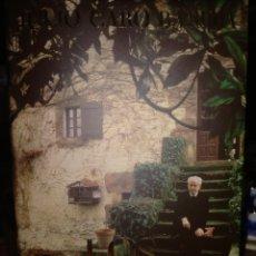 Libros: JULIO CARO BAROJA. LOS BAROJA .CÍRCULO DE LECTORES. Lote 244617620