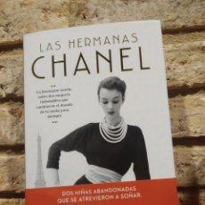 Livres: LAS HERMANAS CHANEL JUDITHE LITTLE.ESPASA. TAPA DURA. PRIMERA EDICIÓN.. Lote 246799995