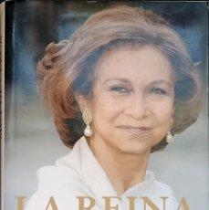 Libros: LA REINA MUY DE CERCA - ESPAÑOL - TAPA DURA – CON SOBRECUBIERTA - 2008. Lote 246927570