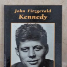 Libros: JOHN FITZGERALD KENNEDY. Lote 252226395
