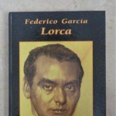 Libros: FEDERICO GARCIA LORCA. Lote 252226595