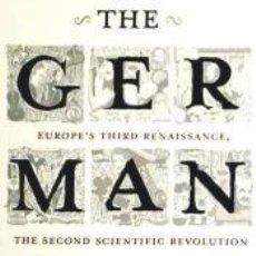 Libros: THE GERMAN GENIUS. Lote 253071985