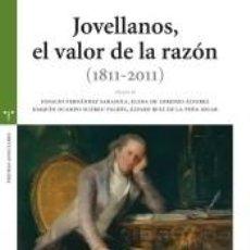 Libros: JOVELLANOS, EL VALOR DE LA RAZÓN (1811-2011). Lote 253261580